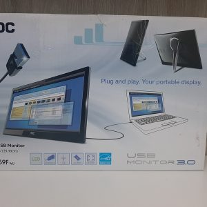 Aoc E1659Fwu 15.6Inch Portable Usb Led Monitor -950