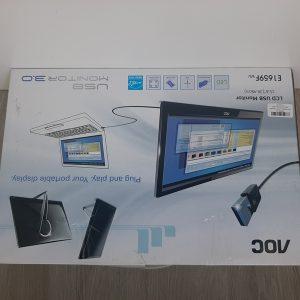 Aoc E1659Fwu 15.6Inch Portable Usb Led Monitor -512