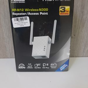 Asus Rp-N12 N300 Wireless Access Point -640
