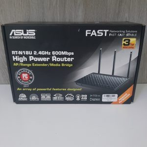 Asus Rt-N18U 6000Mbps Power Router -745